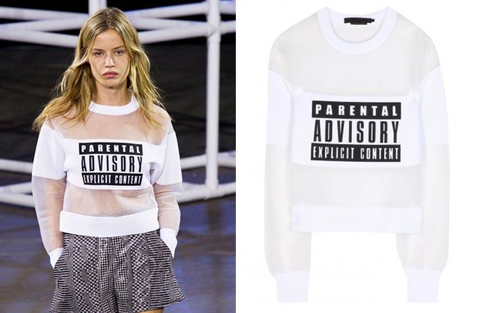 Cool sweaters 2014. Wat denk jij van deze coole sweaters van 2014. Gewaagd, divers en echte statement pieces. Bekijk alle it- sweaters hier! Ontdek nu!