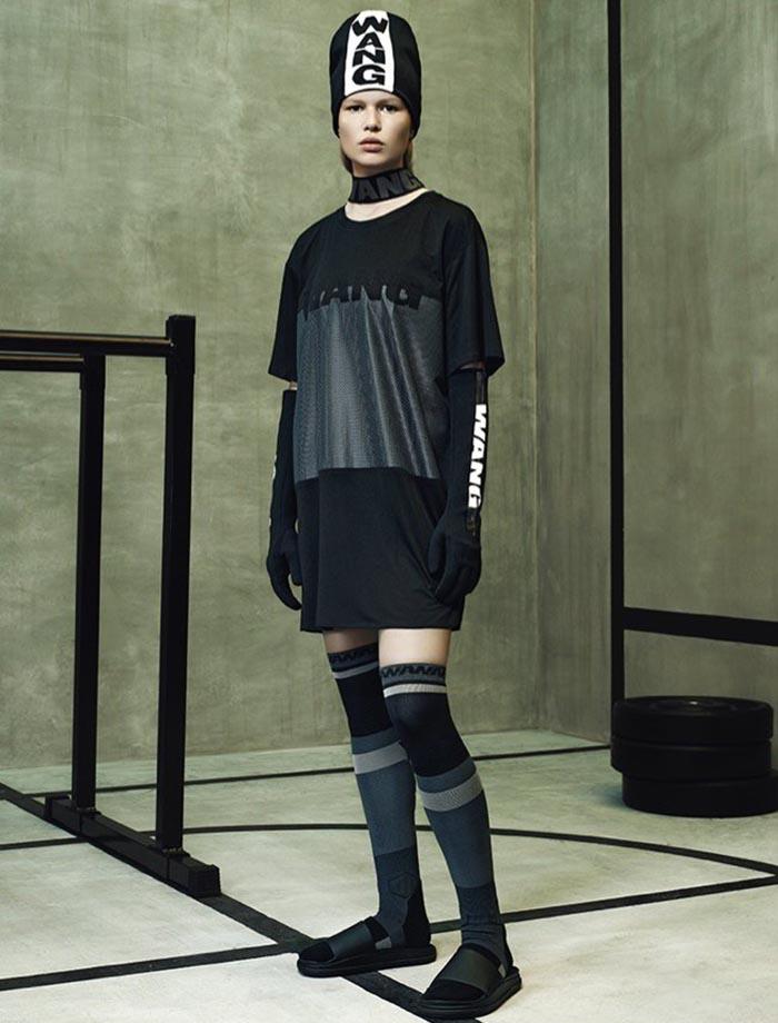Alexander Wang x H&M Lookbook Preview. Bekijk hier de Alexander Wang x H&M Lookbook Preview voor 6 November. Ontdek hier.