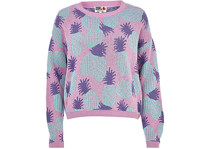 Fashion trends 2015: Ananas print. Alles over de ananas als een van de fashion trends 2015. De ananas / pineapple is helemaal hot: jurken, interieur, schoenen en meer.