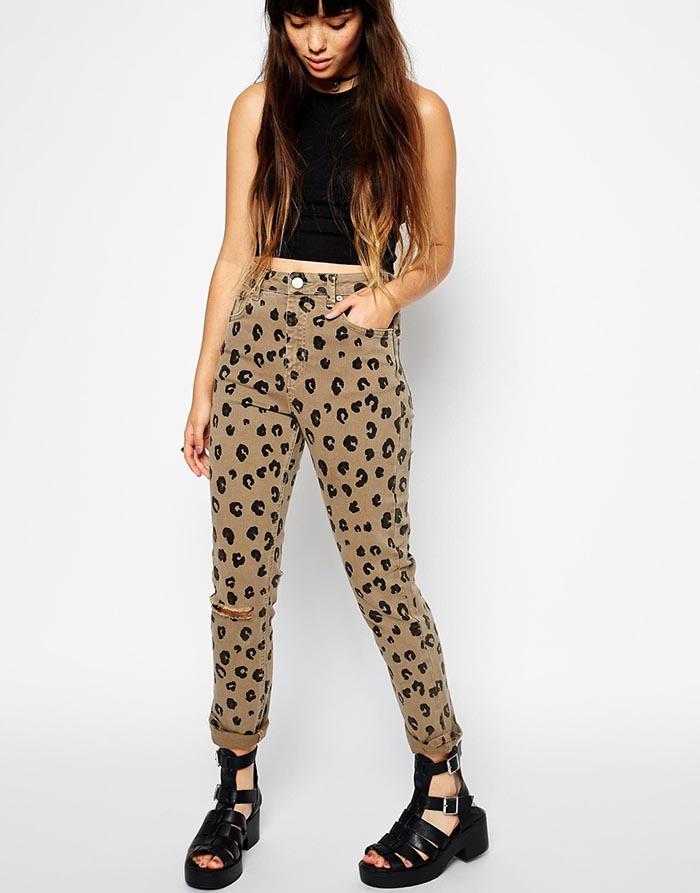Leopard print: trend report voor de winter 2014. Jasjes, broeken en tassen bekleed met de luipaard print, bekijk ons trend report en fashion blog hier.