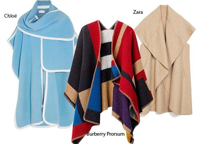 Blanket cape, winter musthave 2014. Alles over de blanket cape: winter musthave 2014-2015. Fashionable en warm de winterdagen doorkomen doe je zo!