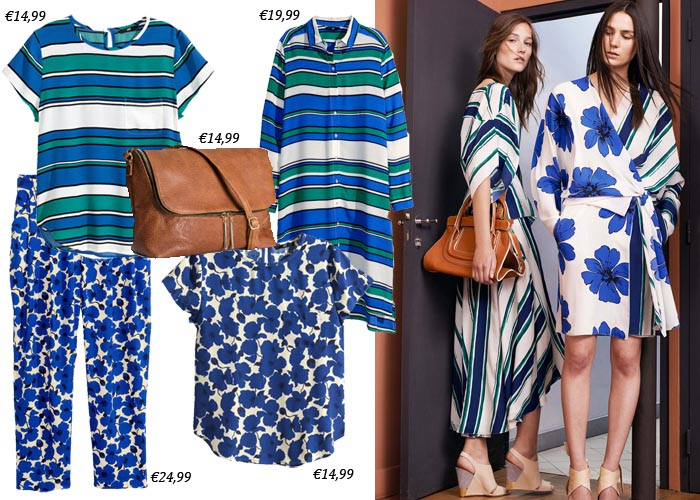 H&M vs. Chloé Pre Spring 2015: Copy the collection. Modeketen H&M kijkt af bij modemerk Chloé: Pre Spring 2015 resort collectie. Bekijk alle mode hier.