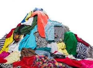 kleding recycling