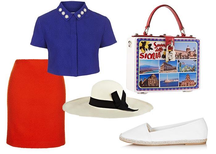 Musthave: Dolce & Gabbana koffertje. Musthave 2015: trends, mode, fashion en meer. Dit leuke Dolce & Gabbana koffertje voor het voorjaar is te gek.