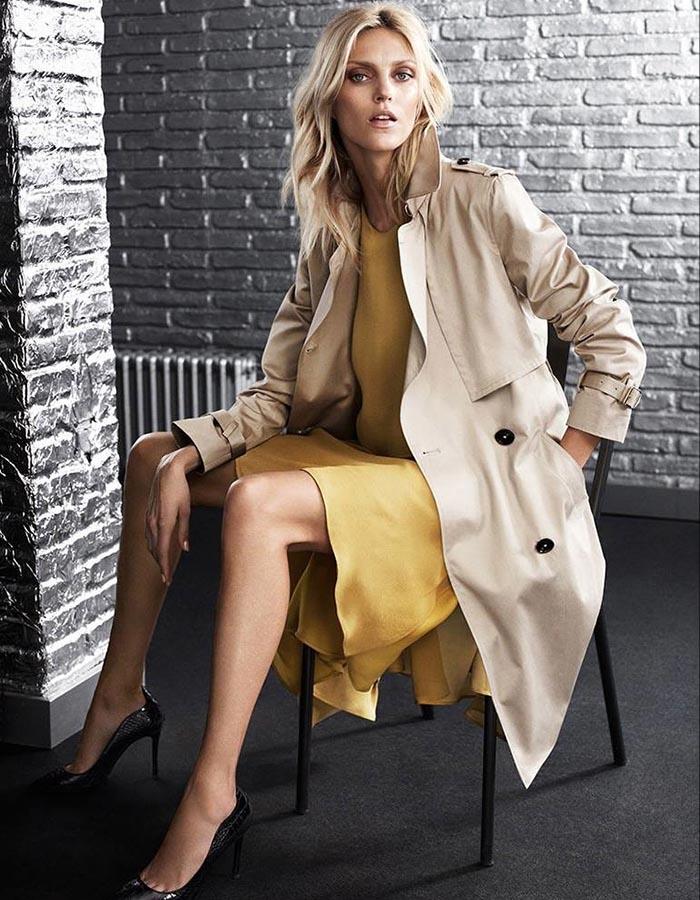 Anja Rubik showt herfstcollectie voor modeketen Forever21. Model Anja Rubik schittert in de nieuwe herfstcampagne van Forever21. Lees hier alles.