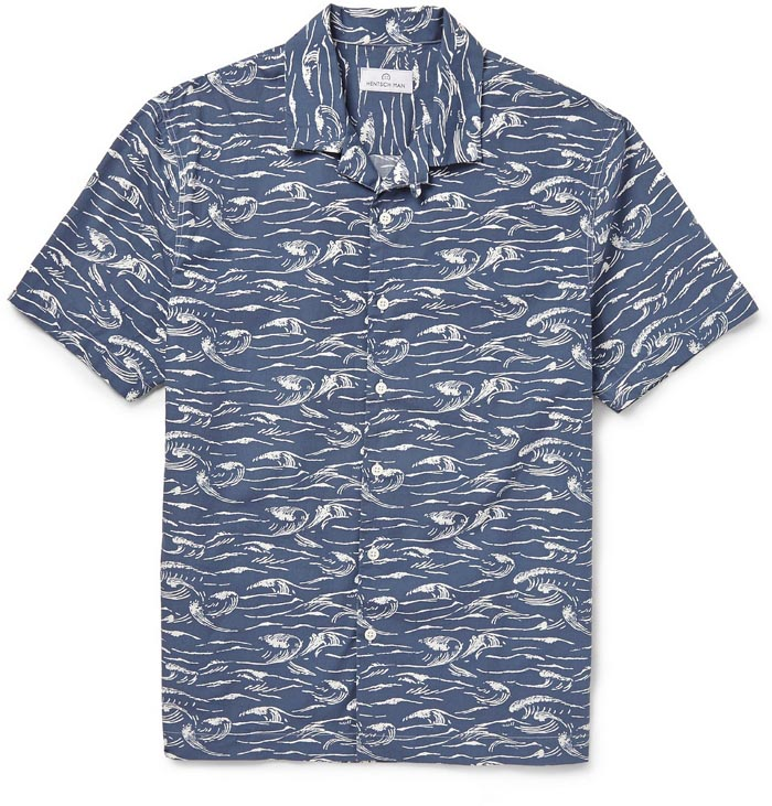 Herenmode 2015: drukke prints op blouses. Alles over herenmode 2015 op een rij. Alle herentrends voor 2015: drukke blouses met prints. Ontdek hier.