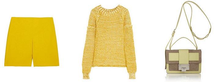 Modekleuren zomer 2014: geel. Draag geel! Modekleuren zomer 2014: geel geeft je outfit net even iets extra's! Laat je inspireren en ontdek hier.