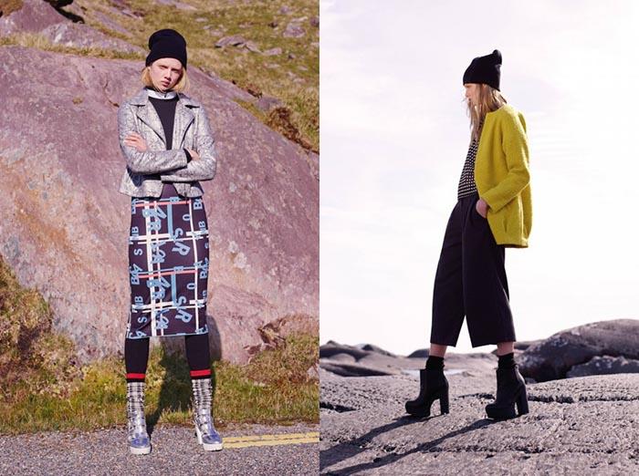 Primark collectie: herfst winter 2014-2015. Bekijk hier de nieuwe Primark collectie 2014-2015 in het lookbook. Multicoloured fake furs, beanies etc.
