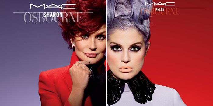 Sharon & Kelly Osbourne collectie voor MAC Cosmetics. Alles over de Sharon & Kelly Osbourne collectie voor MAC Cosmetics. Lees hier alles over.
