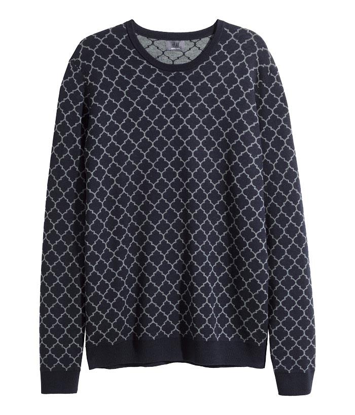 Musthaves winter 2014 voor de heren: een trui, portemonnee, polaroid cadeau voor de feestdagen. Alle leuke musthaves voor de winter van 2014 op een rij.