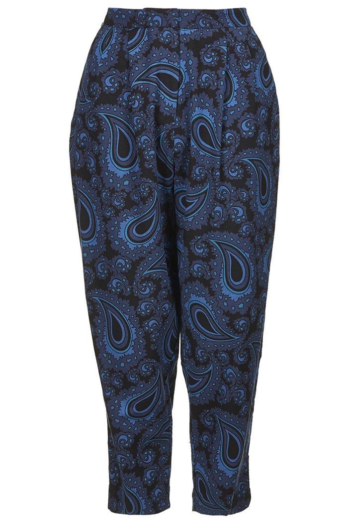 Broeken met prints: musthave 2015 lente trend en broek. Prints op broeken zijn hot: lente trend en musthave voor 2015. Mode, fashion en meer.