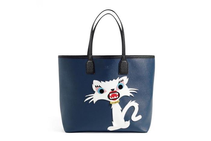 Choupette speelt hoofdrol in collectie Karl Lagerfeld. Alles over de kat van Karl Lagerfeld, Choupette die de hoofdrol speelt in een capsule collectie.