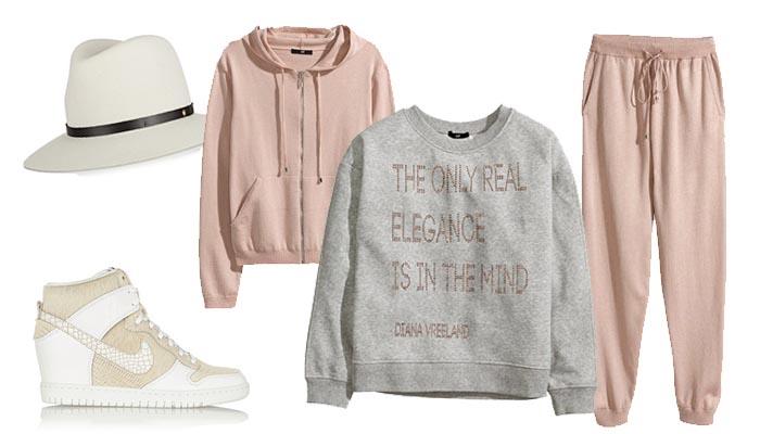 Leuke outfits voor de woensdag. Een sweater, roze of een salopet. Alles mag op woensdag: alles over leuke outfits voor de middelste dag van de week!