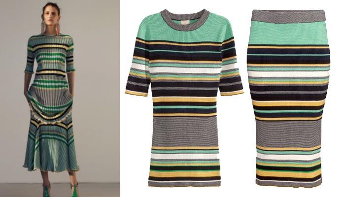 Copycat fashion: Céline vs. H&M. Wat vind je van deze copycat van H&M die lijkt te zijn geïnspireerd op een fashion item van modehuis Céline. Toeval?