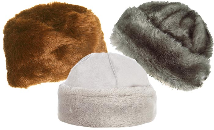 Herfst winter mode 2014: winterse mutsen. Faux fur, gebreide en Russische mutsen. Alle herfst winter mode 2014/ 2015: winterse fashionable mutsen.