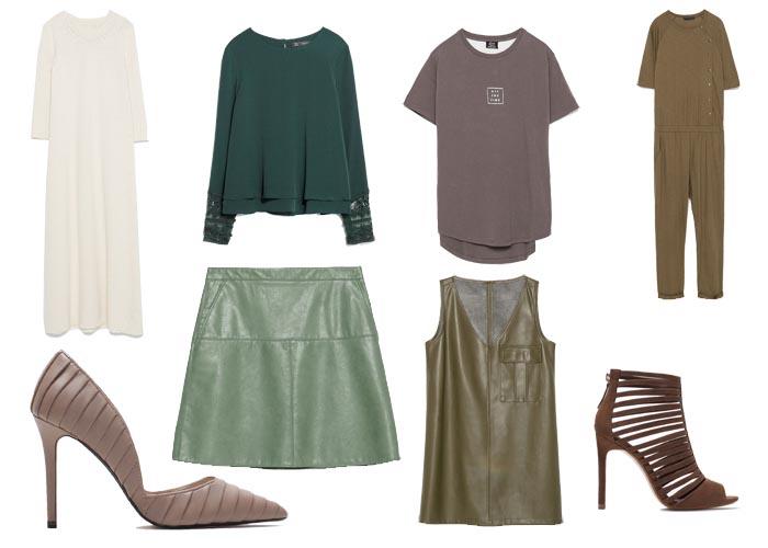 Mode 2015: budget army, militaire invloeden. H&M, Topshop en Zara: bekijk de mode 2015 items en budget kleding looks en outfits hier. Mode voorjaar lente 2015.