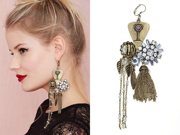 Nasty Gal vs. Céline oorbellen: copycat alert! Online retailer Nasty Gal kopieert oorbellen van modehuis Céline. Een echt copycat alert! Lees hier.
