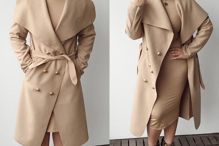 Duster coat winter 2016. De duster coat ook wel de kim kardashian coat of de waterfall coat genoemd. Lees alles over deze fashionable jas: mode 2016.