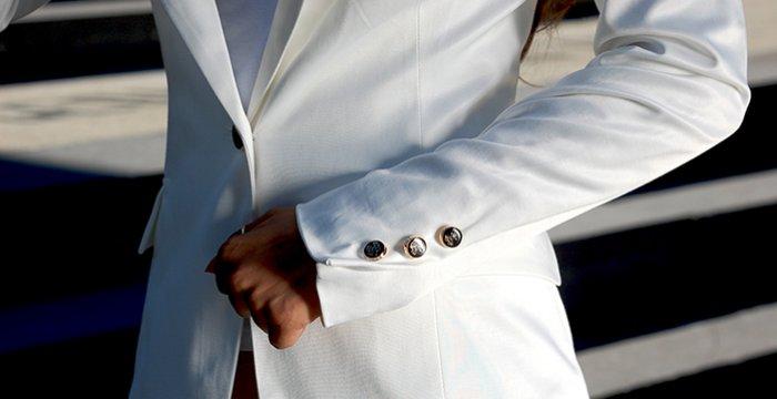 Iets Nieuws Style file: witte blazer combineren - Fashionjunks.nl &MC66